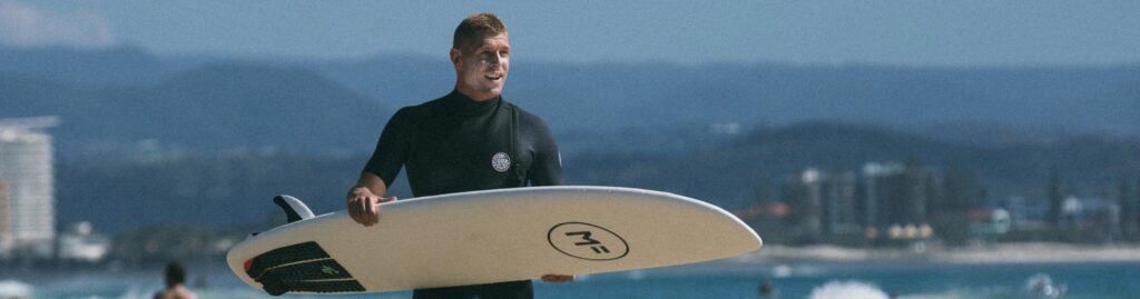 mick fanning softboards review