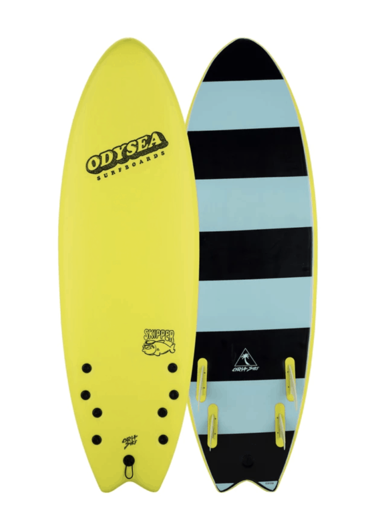 catch surf skipper board range review