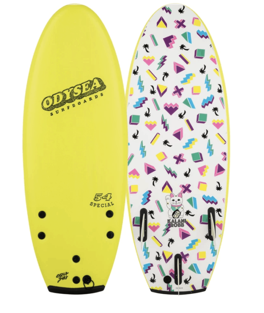catch surf 54 special board range review