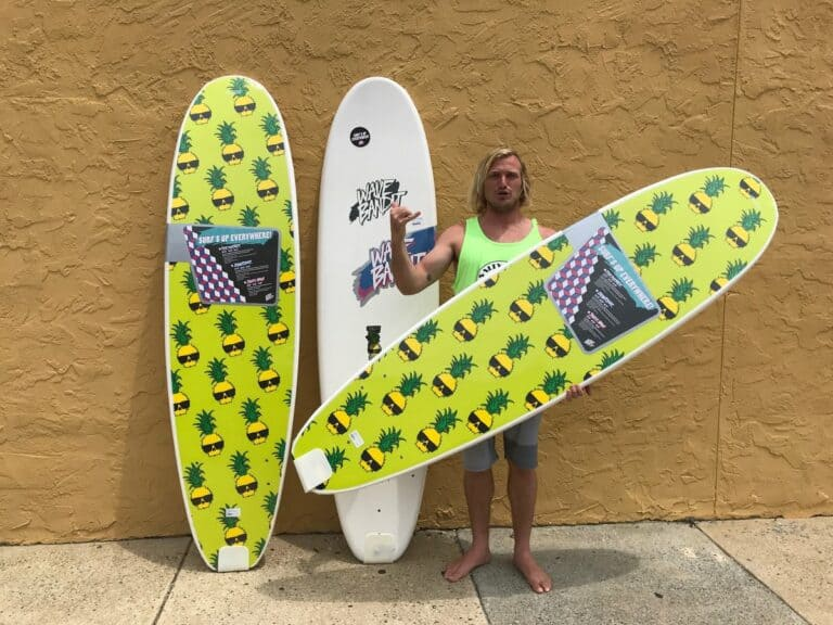 wave bandit surfboards board range