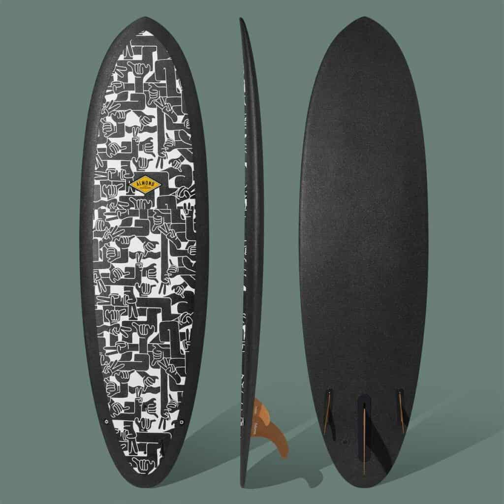 Almond Surfboards R Series Pleasant Phesant