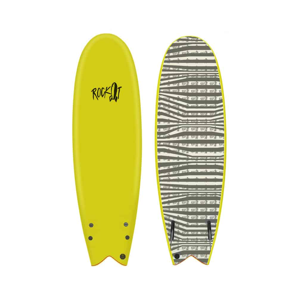 rock-it albert surfboard