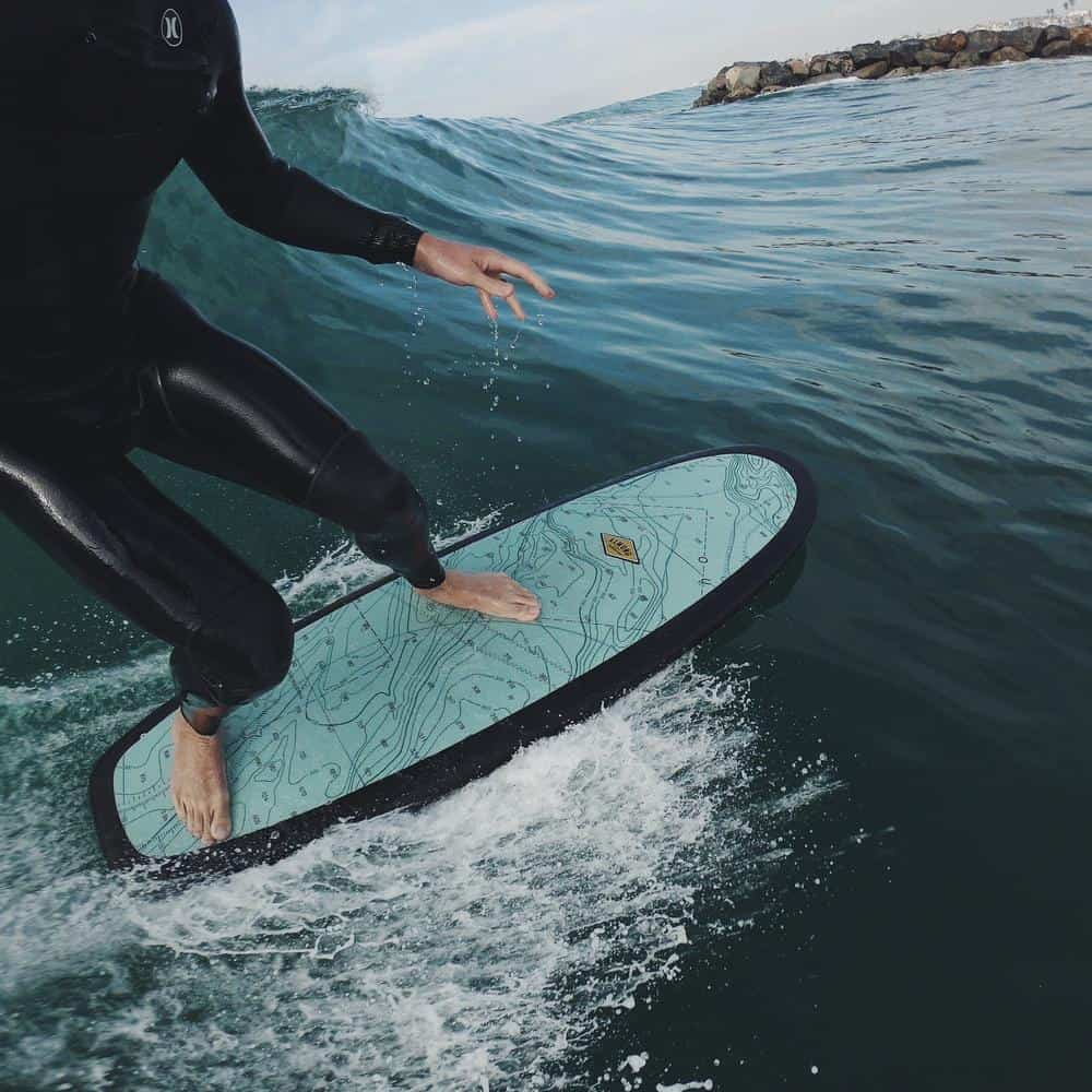 almond surfboards r series review
