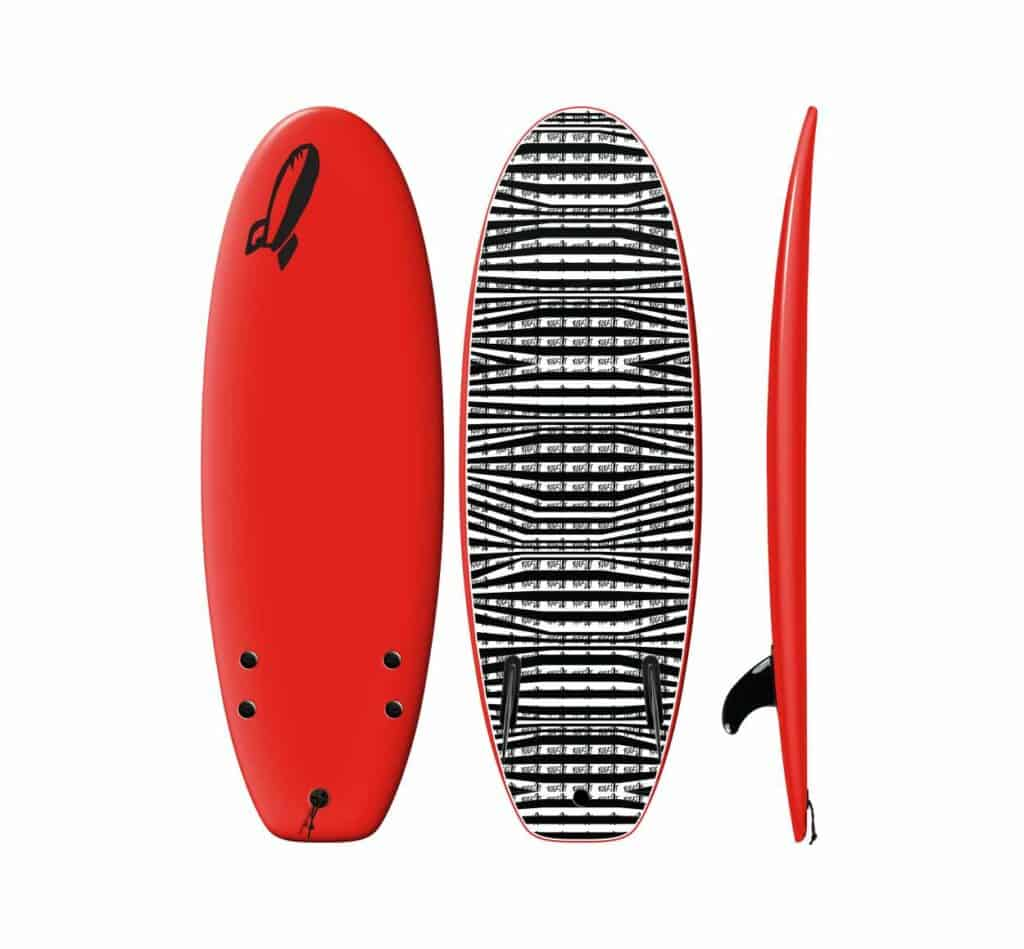 rockit chubb surfboard for kids