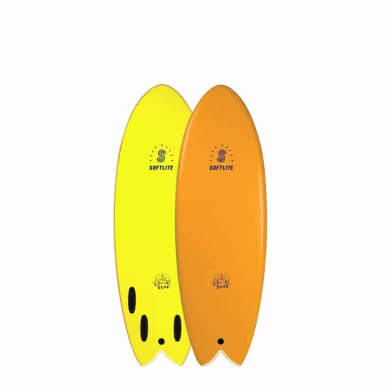 softech surfboards fish stick review