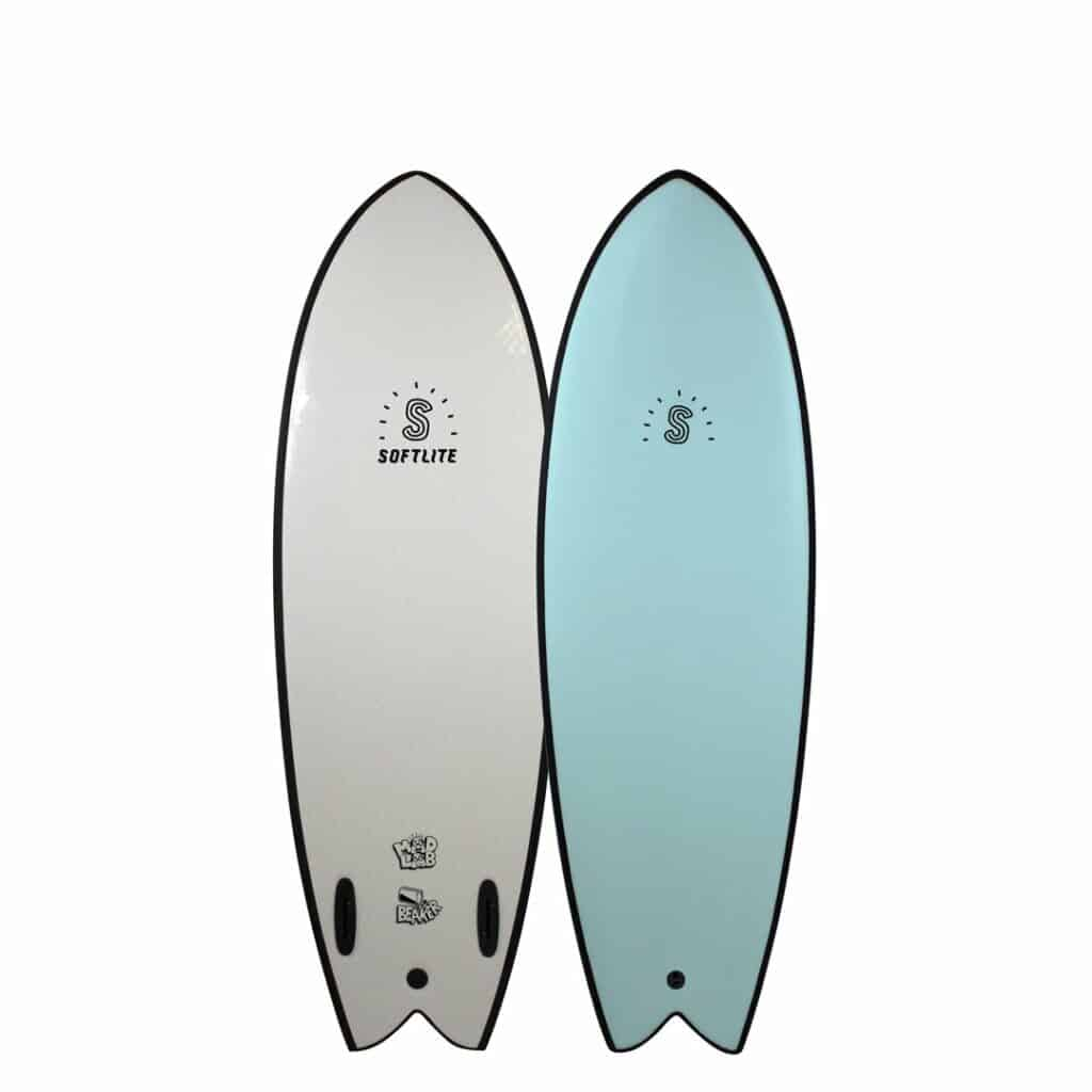 softlite surfboards beaker