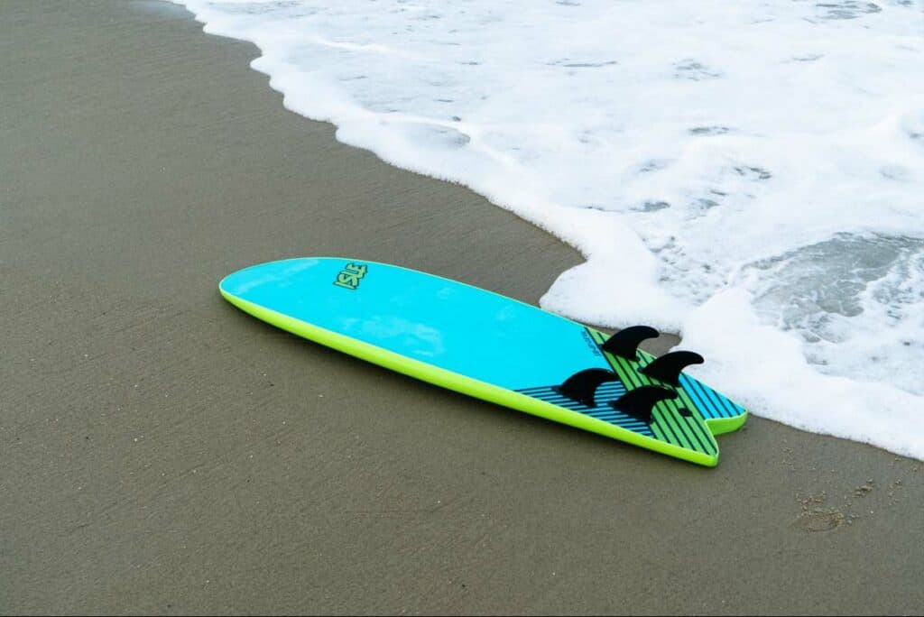 isle surfboards thumper soft top