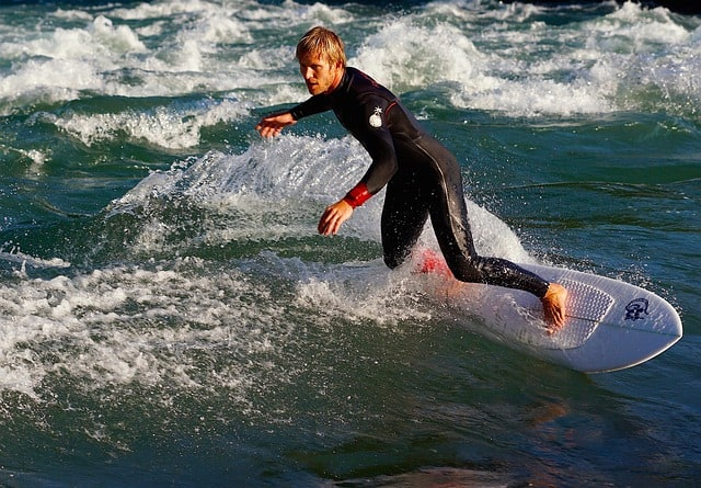 who invented the wetsuit