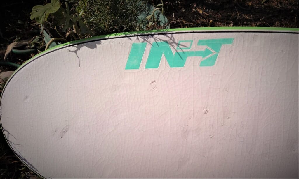 INT soft top surfboards review