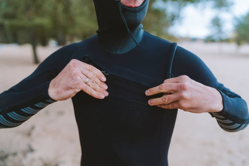 How to size a wetsuit