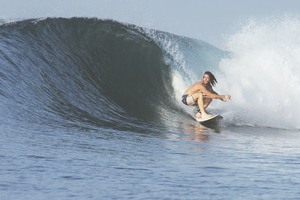 How To Bottom Turn Surfing